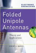 Book cover of Folded Unipole Antennas by Jeremy K. Raines